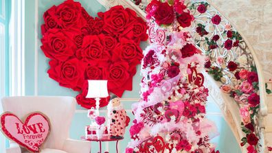 Valentine's Day trees are fast becoming a big trend