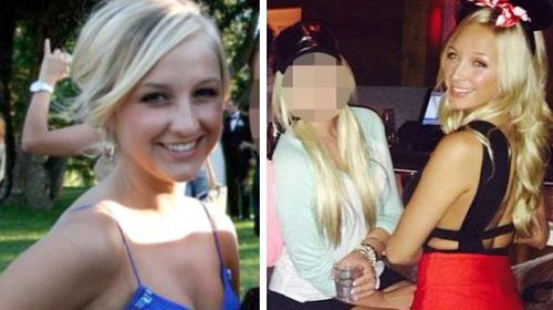 'Pretty blonde' cannot remember shooter