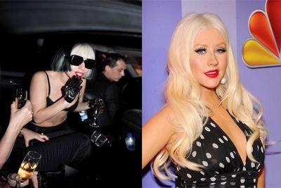"Lady Gaga has been accused of ripping off the looks, hooks, and posturing of everyone from Madonna to M.I.A.<br/>But when asked about the possibility that she had adopted a Gaga vibe herself, Christina was suitably oblivious, saying: ""I'm not quite sure who this person is, to be honest.""<br/>It took Gaga's mentor Akon to reply on her behalf: ""Gaga came out, everything switched up. Christina stepped out of her own shell to become something different."""