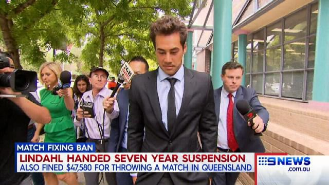 Aussie tennis players guilty of corruption