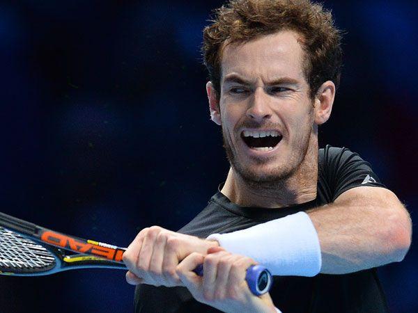 Andy Murray. (AFP)