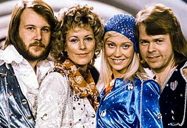 Daily Quiz: Which song did ABBA perform to win Eurovision in 1974?