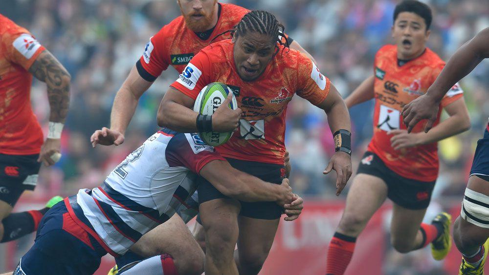 Rebels roll Sunwolves 35-9 in Super Rugby