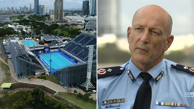 Gold Coast to have 'best security in the world' during CommGames