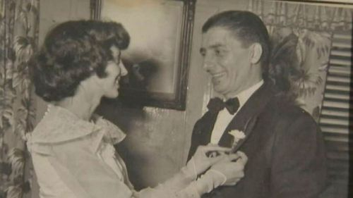 Vintage wedding photograph lost after Hurricane Sandy reunited with its owner