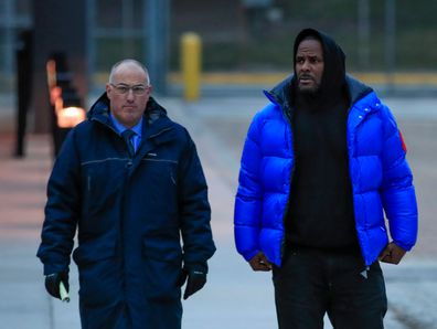 Attorney Steve Greenberg and R. Kelly