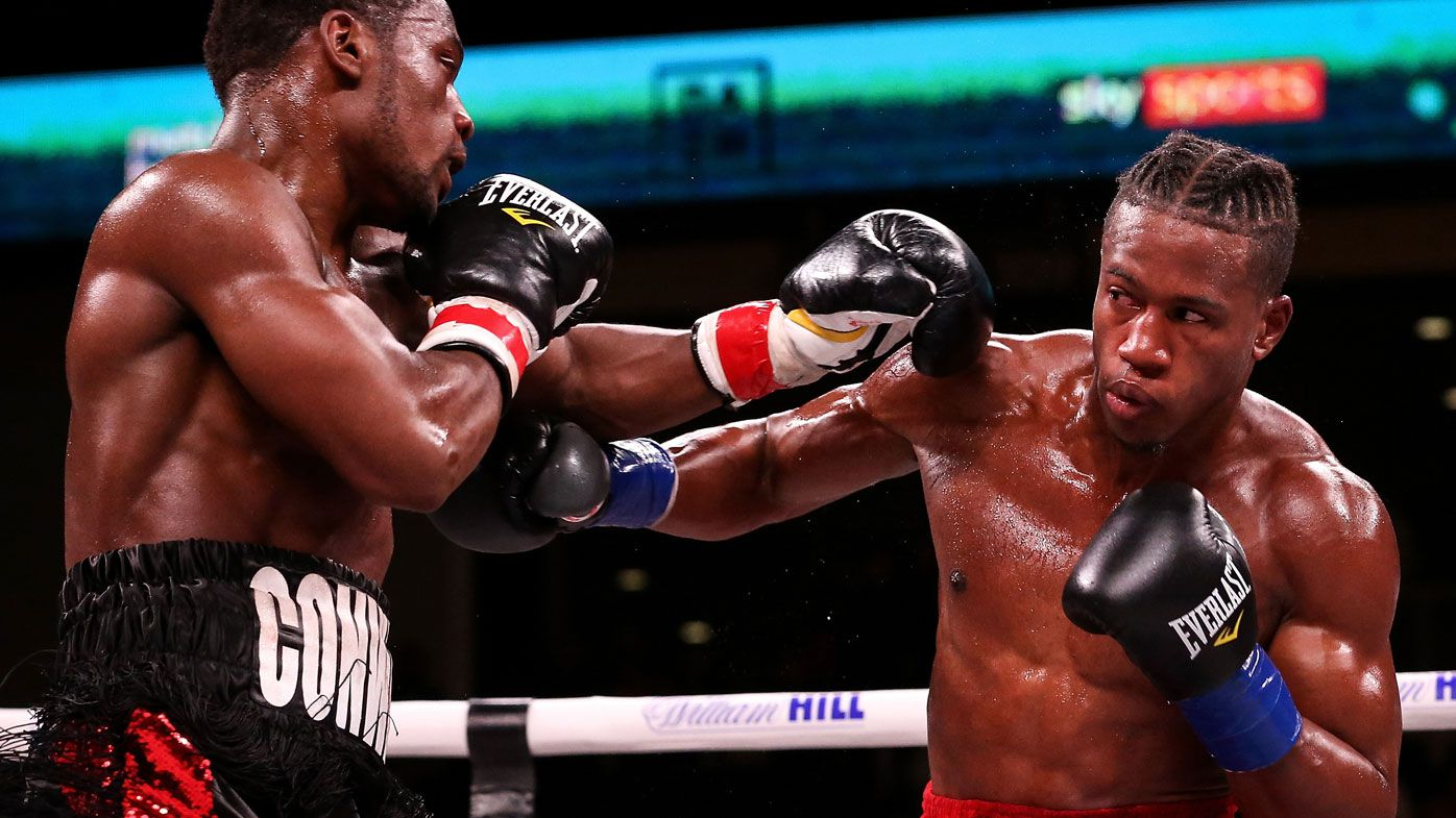 Boxer Patrick Day in critical condition after knockout loss to Charles Conwell
