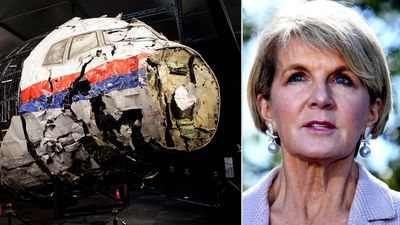 MH17 anniversary: Bishop continues to fight for justice