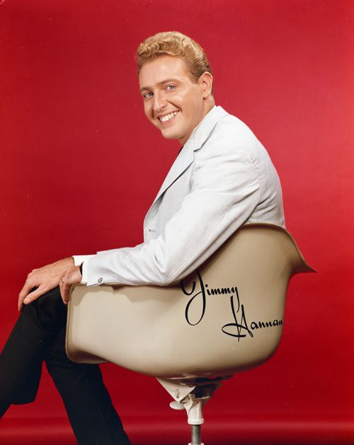 In 1965, Jimmy Hannan won the Gold Logie for the most popular personality on Australian TV.