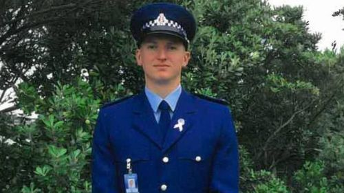 The police officer killed in a shooting in Auckland has been named as Constable Matthew Hunt.