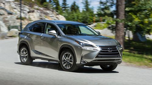 Ms Kliendienst was last seen driving a 2015 Lexus - similar to the one pictured - with the licence plate NX200T. (Queensland Police)