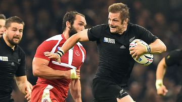Flanker Richie McCaw will captain the side in what could be his last Test.