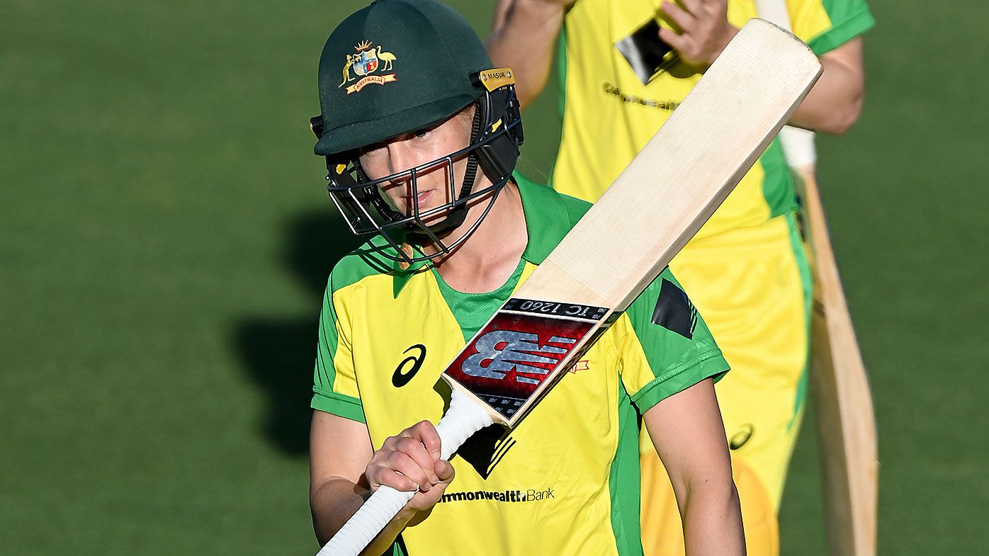Meg Lanning masterclass leads Australia to series win over New Zealand