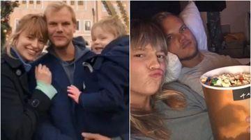 Avicii's 'secret girlfriend' reveals herself in heartbreaking letter