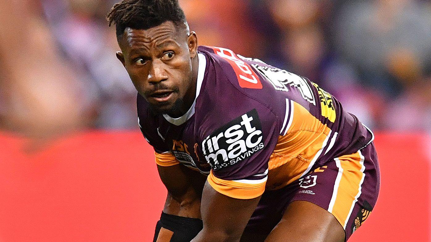 Brisbane Broncos recruit James Segeyaro caught drink driving