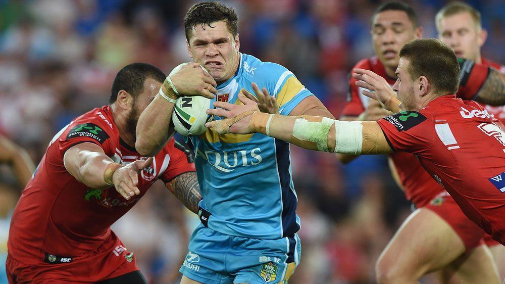 Roberts knocks back Dragons in NRL