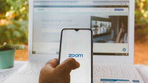 Zoom named Apple's iPad app of the year