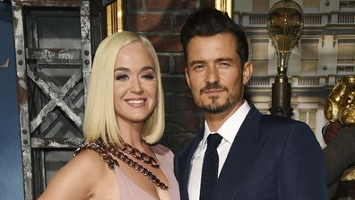 Orlando Bloom, Katy Perry, Carnival Row, premiere, red carpet