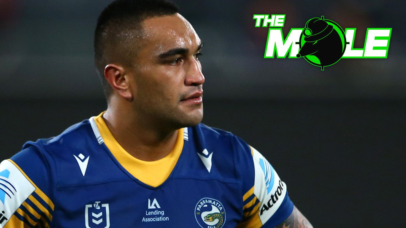 Parramatta's Marata Niukore could be on the move.