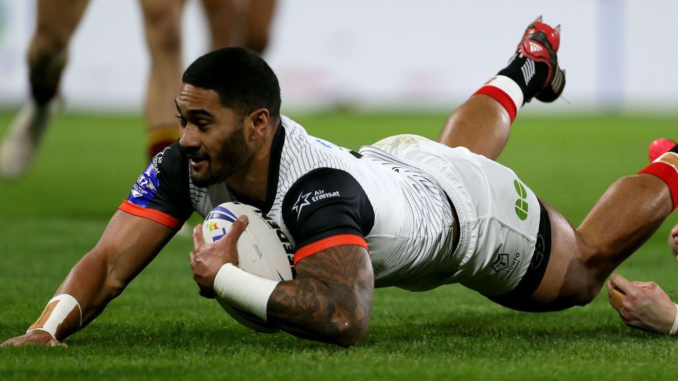 Melbourne Storm set to announce Ricky Leutele signing on Tuesday morning