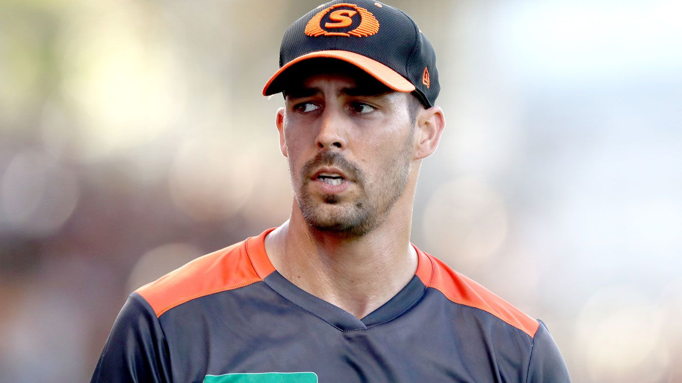 Former Test Mitchell Johnson retires from all forms of cricket