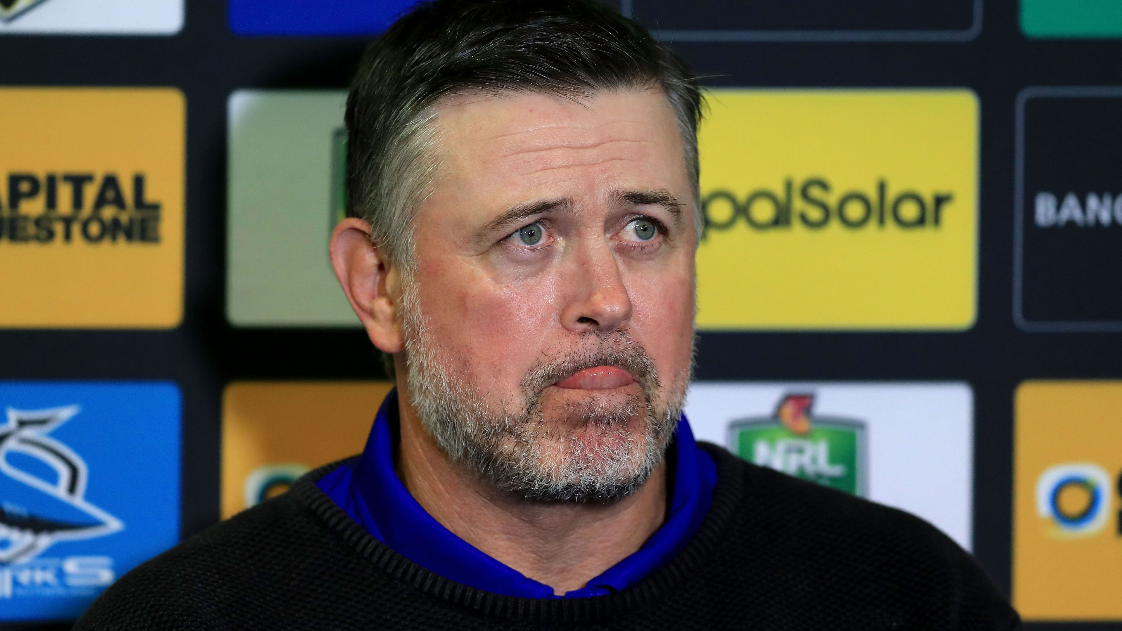 Bulldogs coach Dean Pay lashes 'ridiculous' referees after loss to Broncos
