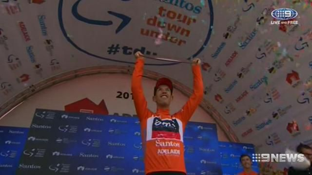 Thrills, hills and spills.. a look back at the 2017 Tour Down Under