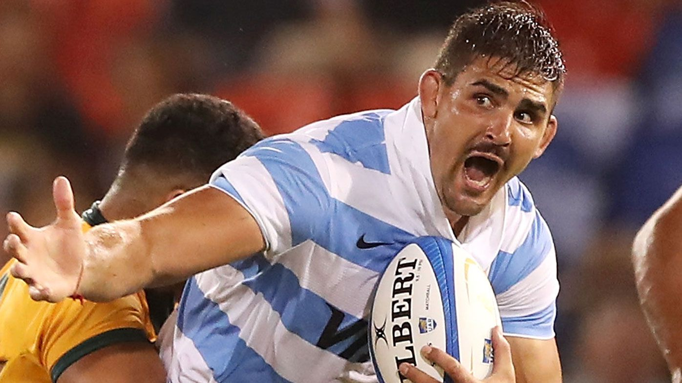Argentina Rugby captain Pablo Matera sacked over 'xenophobic' social media comments