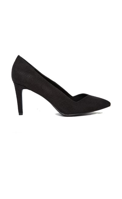 """<p><strong>#3 Meeting pumps</strong><br /><a href=""""http://www.asos.com/au/new-look-wide-fit/new-look-wide-fit-sweetheart-snake-effect-heeled-shoes/prod/pgeproduct.aspx?iid=5221242&amp;clr=Black&amp;SearchQuery=black+heels&amp;pgesize=36&amp;pge=1&amp;totalstyles=445&amp;gridsize=3&amp;gridrow=8&amp;gridcolumn=2"""" target=""""_blank"""">Heels, $36, New Look at Asos</a></p>"""