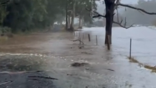 Widespread flooding across much of Victoria is continuing.