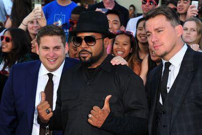 Ice Cube baby!