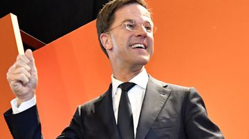Rutte celebrates victory ominous for European populism