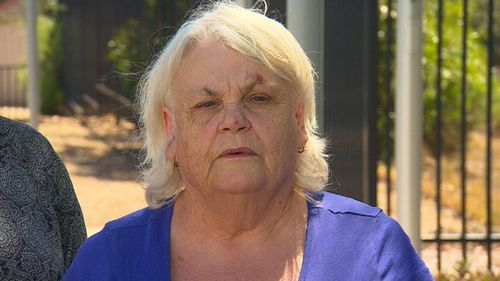 Resident Mandy told 9NEWS about a number of shocking encounters with her drug-dealing neighbours. (9NEWS)