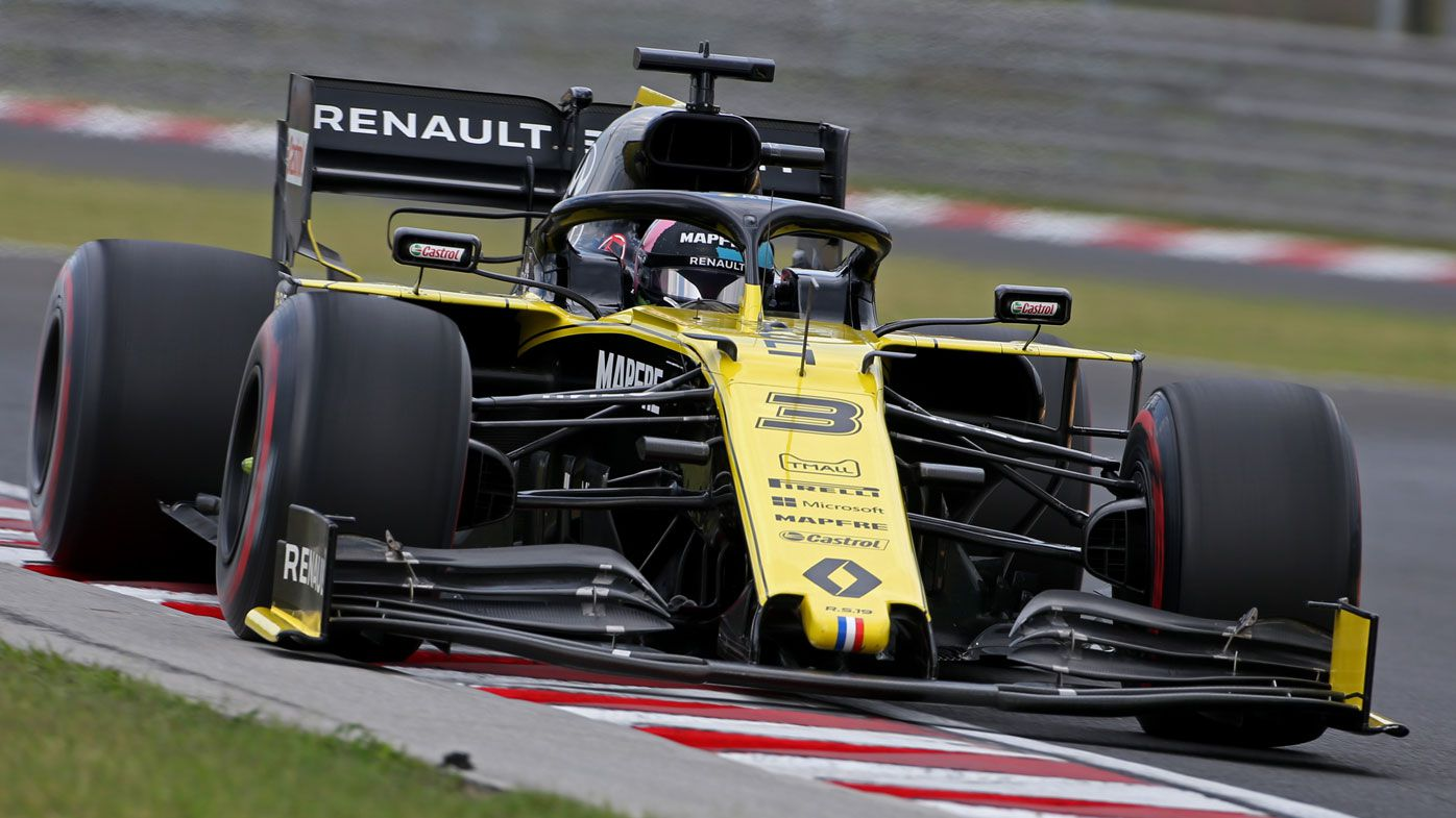 Max Verstappen takes first F1 pole in Hungary as Ricciardo slumps to 18th