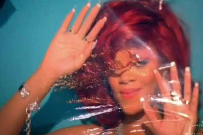 When Rihanna premiered her colourfully saucy clip for 'S&M', lots of people noticed how much it looked like photographer David LaChapelle's body of work. Well, David noticed it too, and filed suit in February, seeking US$1 million worth of damages. The matter was settled out of court in October.