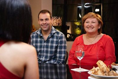 2012: This cringeworthy show saw a group of unlucky-in-love mummy's boys take their mothers along on first dates. Mum was then allowed to choose which girl they should make a move on. <br/><br/>Mother knows best!