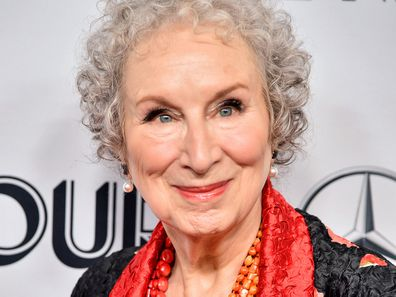 Margaret Atwood at the 2019 Glamour Women Of The Year Awards.