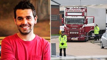 Former Syrian refugee Essex Lorry tragedy
