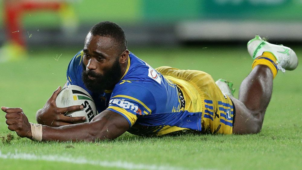 Radradra committed to Eels says manager