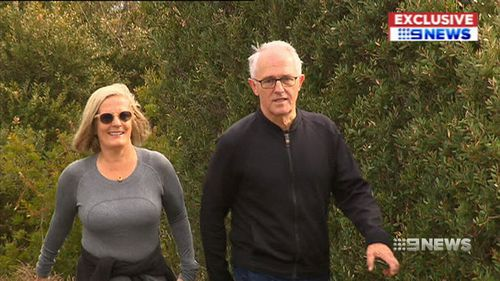 """Lucy Turnbull said Malcolm """"never broke a promise, never told a lie""""."""