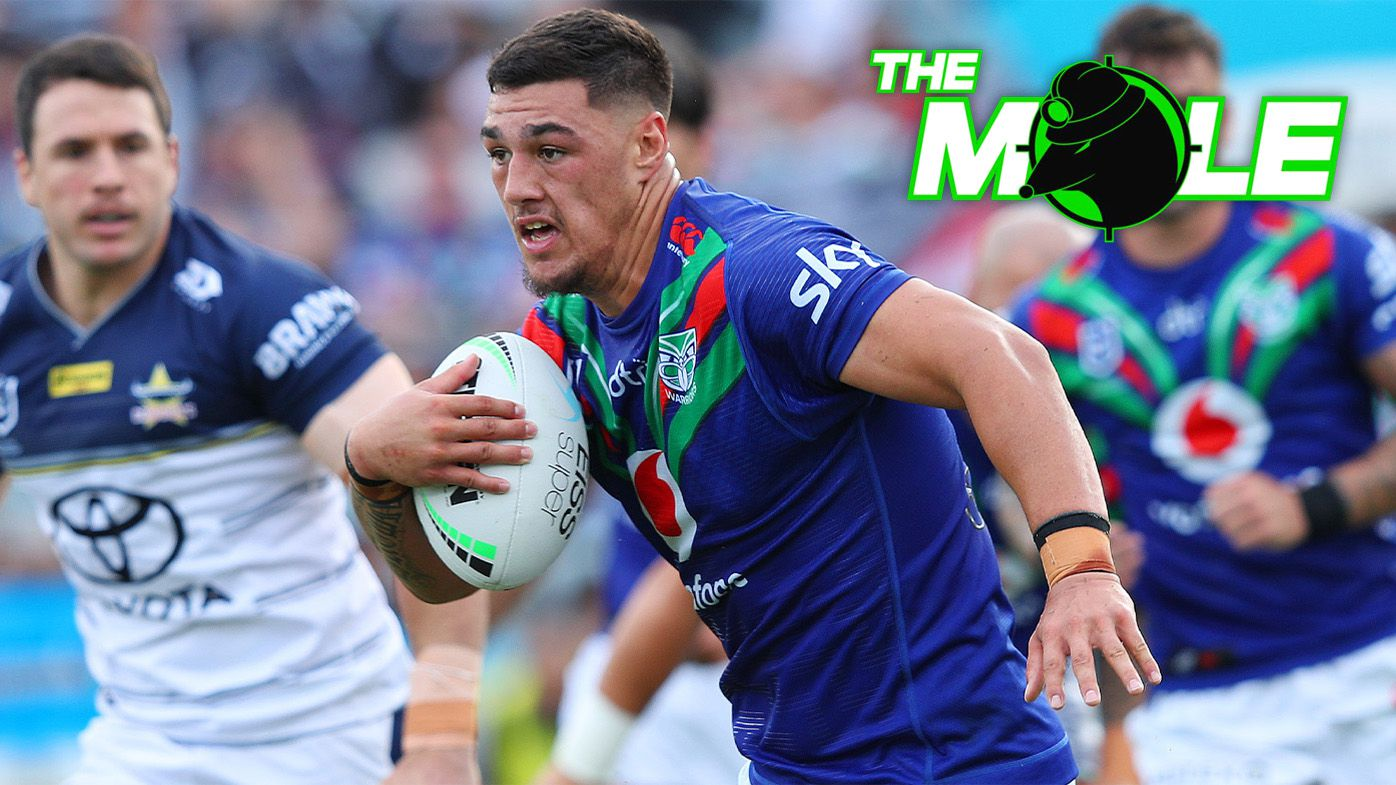 Warriors prop on the move to rival NRL club