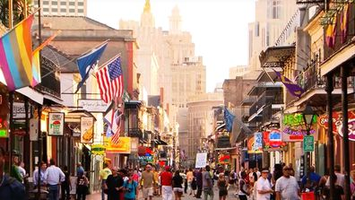 Catriona Rowntree Getaway New Orleans