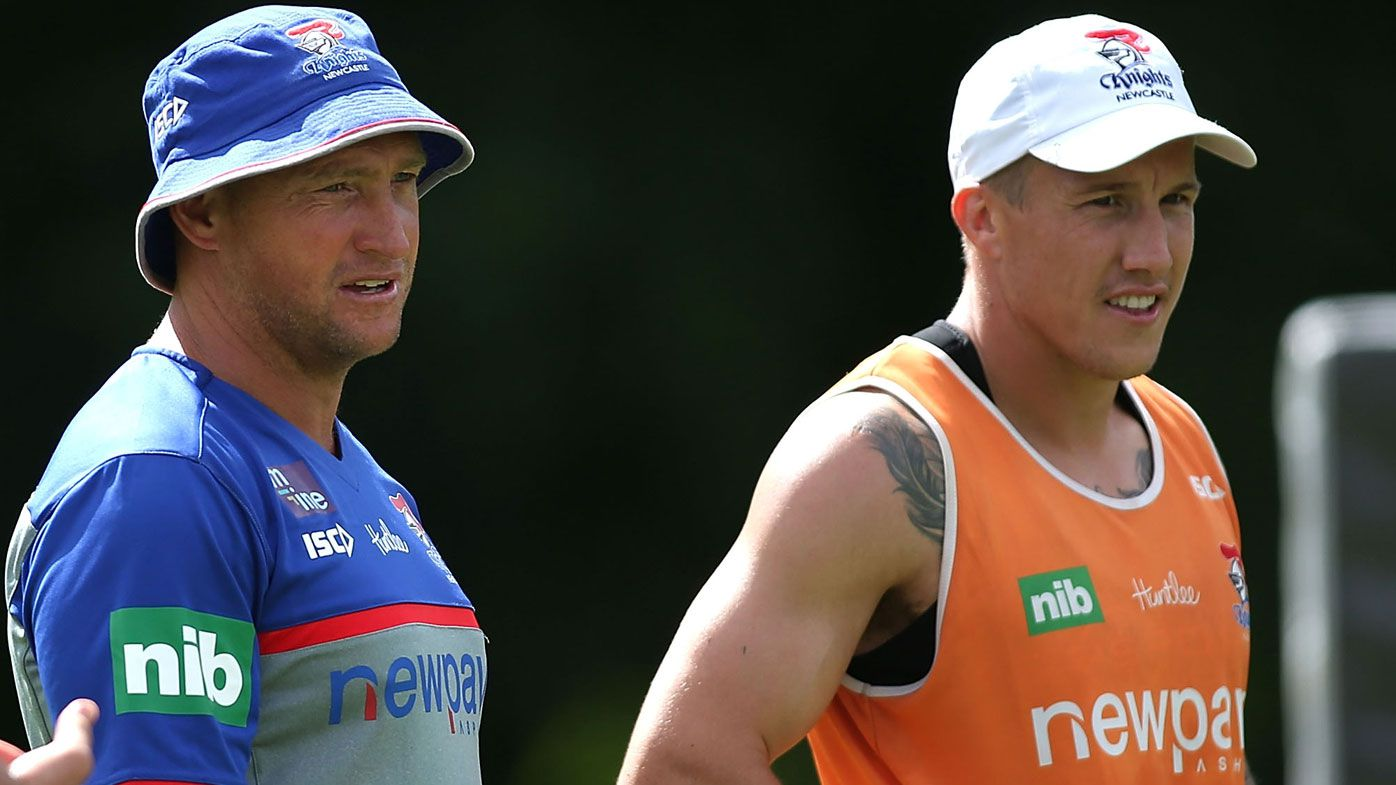 Trent Hodkinson opens up on 'toxic environment' at Nathan Brown's Knights