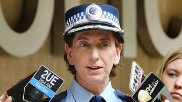 Catherine Burn defends bugging fellow deputy commissioner in NSW police inquiry