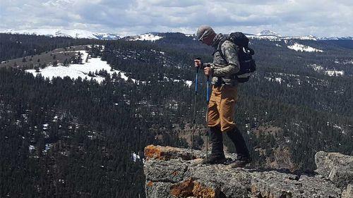 Carl Mock was an avid outdoorsman.