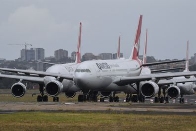 Qantas safest airline in the world.
