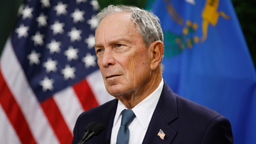 Michael Bloomberg has entered the Democratic race at a late stage.
