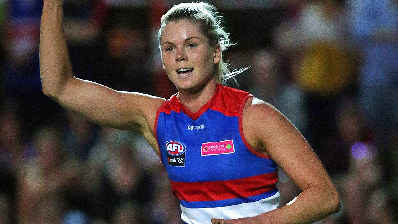 Dogs appeal Brennan's AFLW grand-final ban