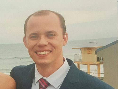 Aaron Payne, 32, was last seen in the Royal National Park on Saturday.