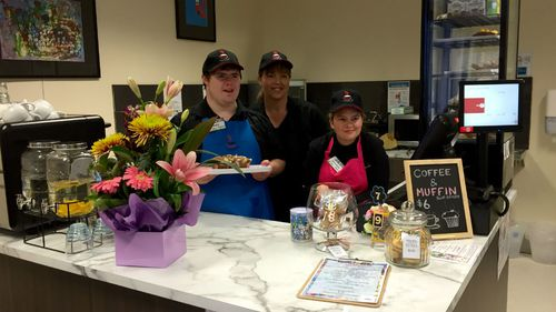 Melbourne café gives staff members with intellectual disabilities a chance to thrive